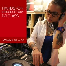 Hands-on Introductory DJ Class in Sungei Wang KL
